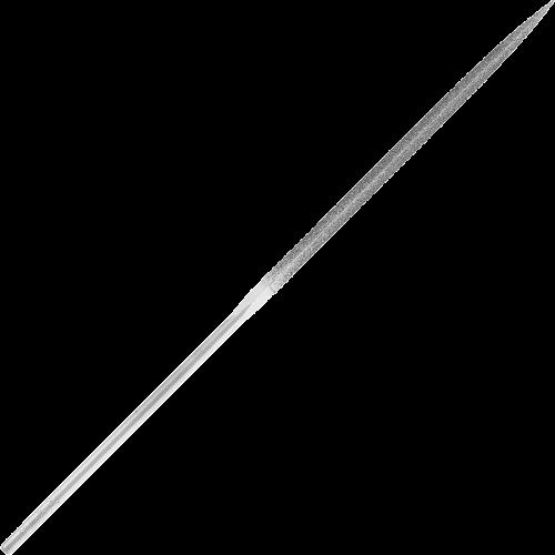 Diamond needle file - Three-square