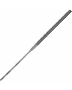 Needle file - Pillar round edges
