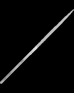 Valtitan needle file - Three-square