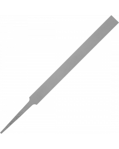 Precision file - Round edges joint file