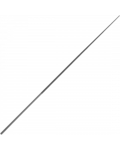 Precision file - Round seconds hole