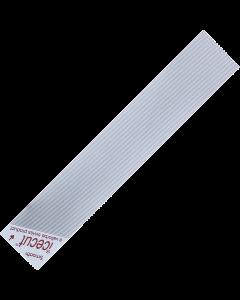 Carving ski file Flash chrome-plated