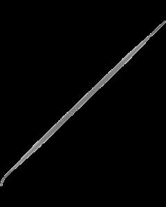 Riffler - Flat pointed
