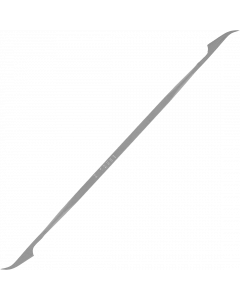 Riffler - Knife flat edge