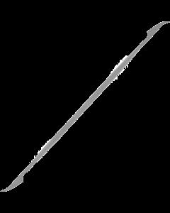 Riffler - Knife round edge