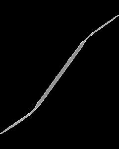 Riffler - Halfround