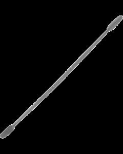 Riffler - Halfround flat side cut