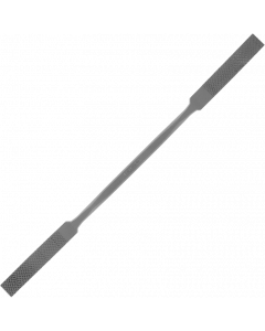 Riffler rasp - Halfround