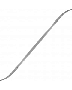 Fine riffler rasp - Round